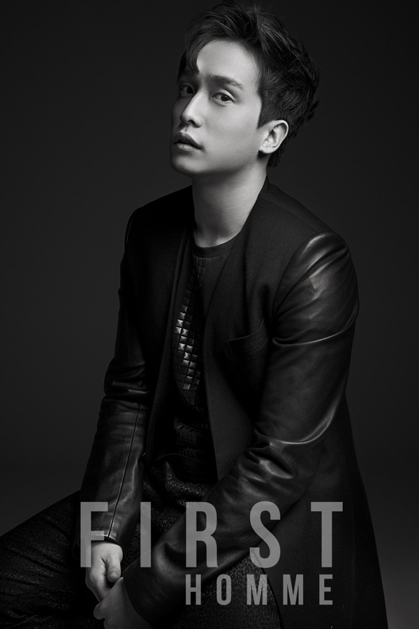 [140526] Taehun (ZEA) New Picture for First Homme