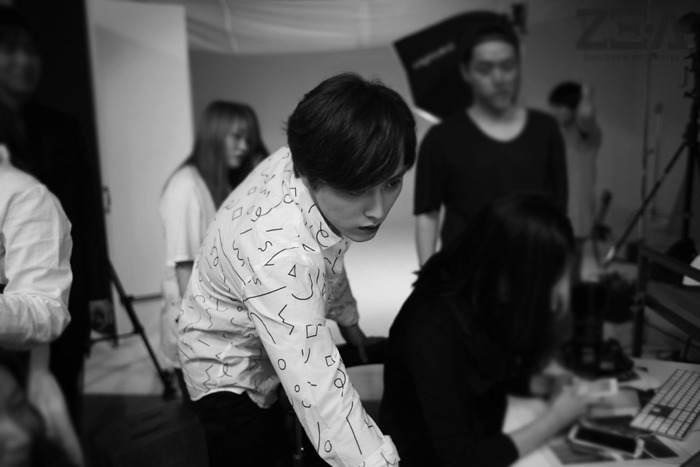 [140527] Heechul (ZEA) New Picture for First Homme [2]