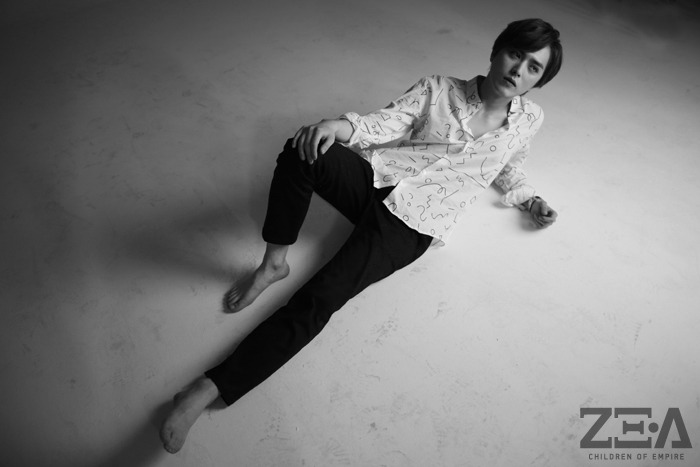 [140527] Heechul (ZEA) New Picture for First Homme [3]