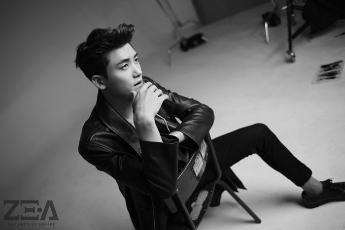 [140527] Hyungsik (ZEA) New Picture for First Homme [2]