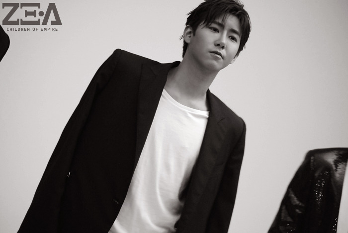 [140527] Kwanghee (ZEA) New Picture for First Homme [2]