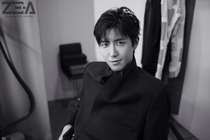 [140527] Kwanghee (ZEA) New Picture for First Homme [3]