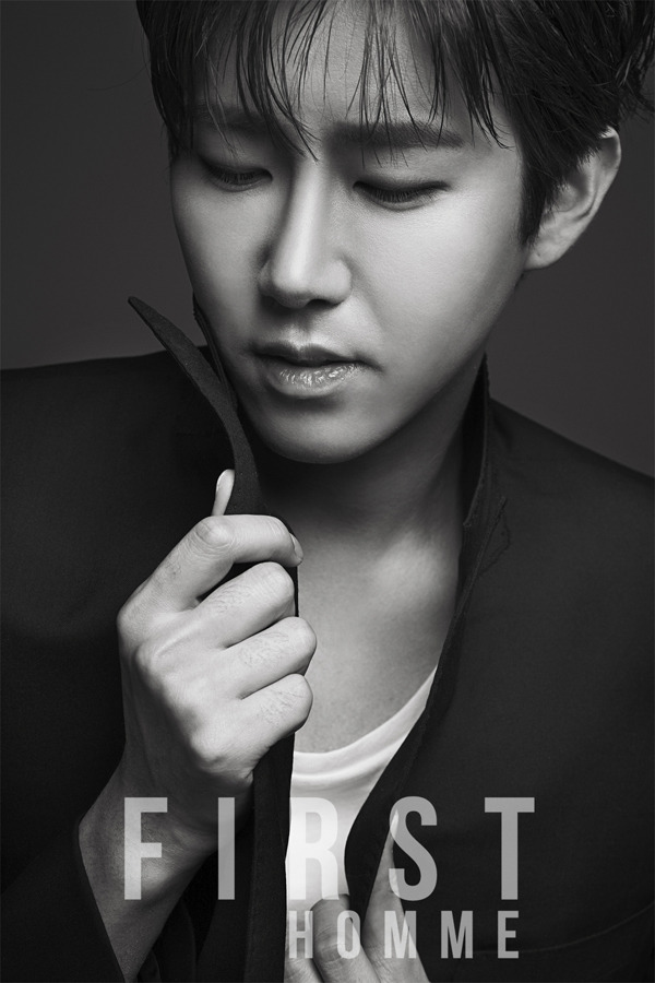 [140527] Kwanghee (ZEA) New Picture for First Homme