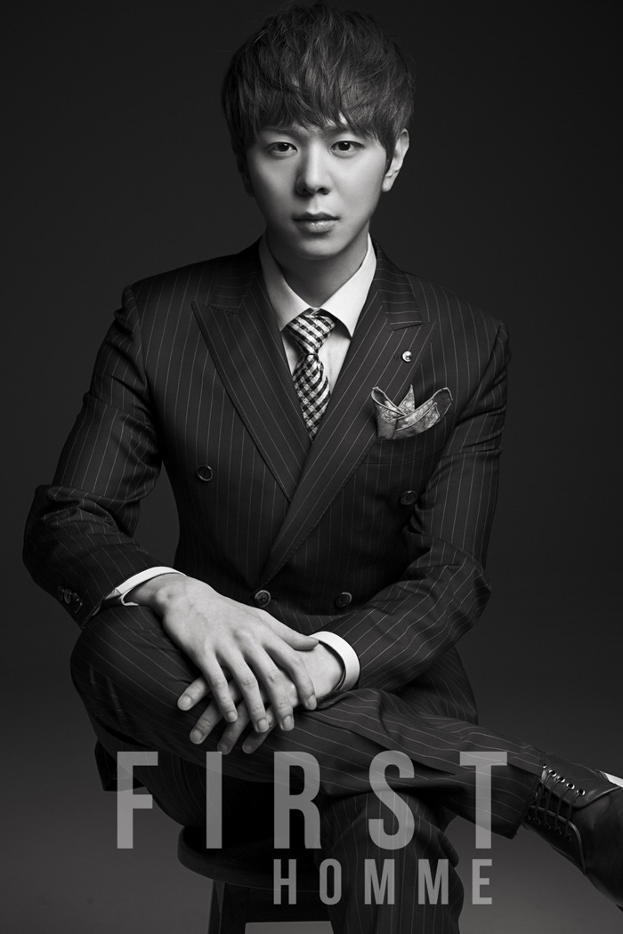 [140528] Junyoung (ZEA) New Picture for First Homme [1]