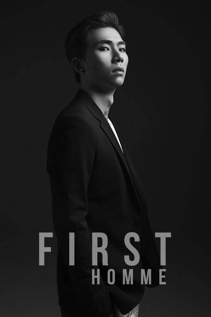 [140528] Kevin (ZEA) New Picture for First Homme [1]