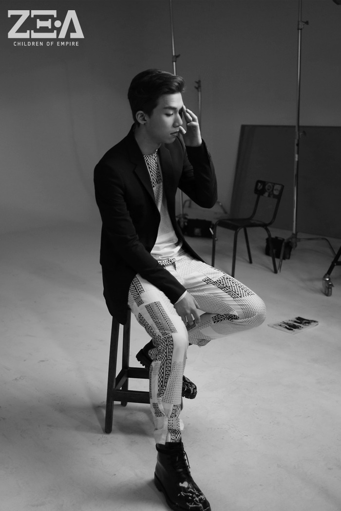 [140528] Kevin (ZEA) New Picture for First Homme [3]