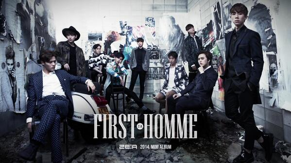 [140529] ZEA First Homme