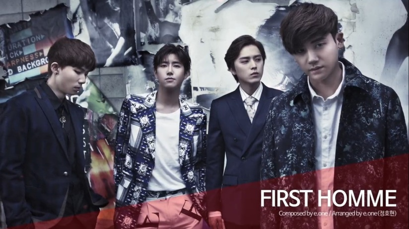 [140529] ZEA New Picture for First Homme (Capture Picture) [3]