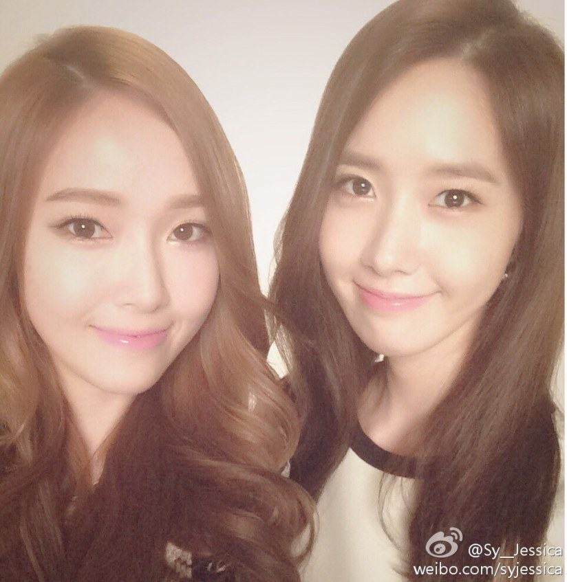[140530] Jessica (SNSD) New Selca with Yoona