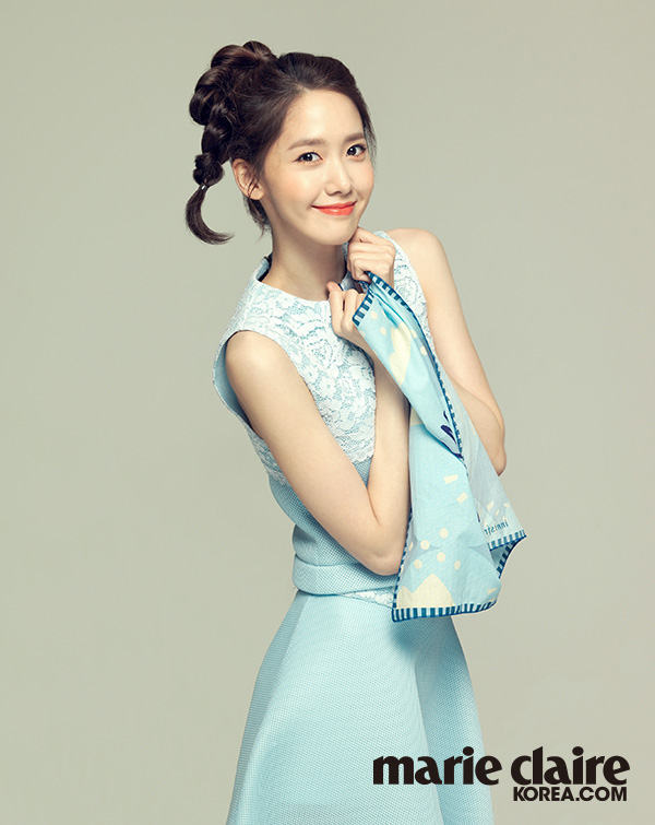 [140530] Yoona (SNSD) New Picture for Innisfree CF via Marie Clarie Magazine [1]