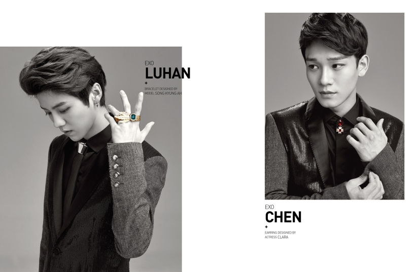 Luhan and Chen