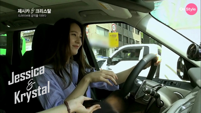 [110614] Jessica (SNSD) & Krystal (F(x)) New Capture Picture from Jessica&Krystal Show EP02 [1]