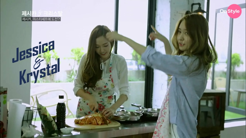[110614] Jessica (SNSD) & Krystal (F(x)) New Capture Picture from Jessica&Krystal Show EP02 [16]