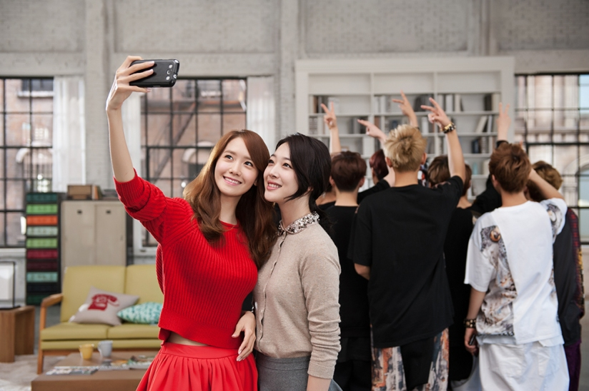 [140601] Yoona (SNSD) New Picture for SKT LTE [1]