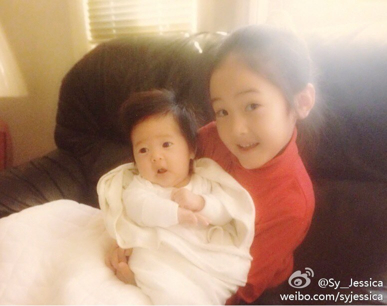 [140603] Jessica (SNSD) Update New Picture with Krystal