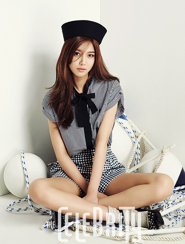 [140603] Sooyoung (SNSD) @ The Celebrity Magazine Issue June 2014 by The Celebrity Magazine [4]