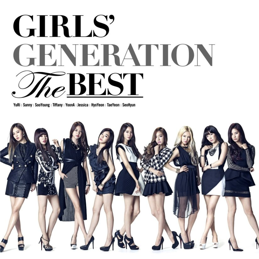 [140604] Girls' Generation (SNSD) Cover The Best (Japanese Album) by amazone [1]