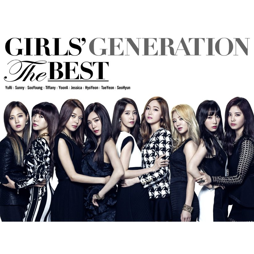 [140604] Girls' Generation (SNSD) Cover The Best (Japanese Album) by amazone [3]