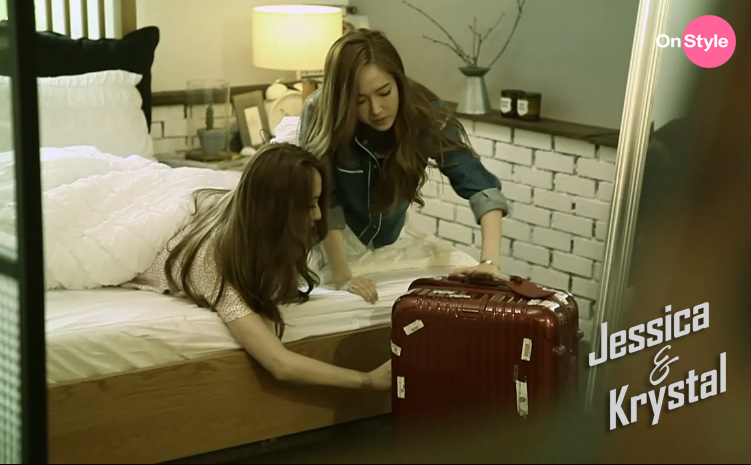 [140604] Jessica (SNSD) & Krystal (F(x)) New Capture Picture from Jessica&Krystal [12]