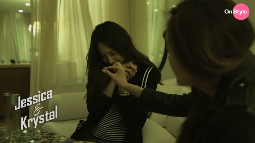 [140604] Jessica (SNSD) & Krystal (F(x)) New Capture Picture from Jessica&Krystal [13]