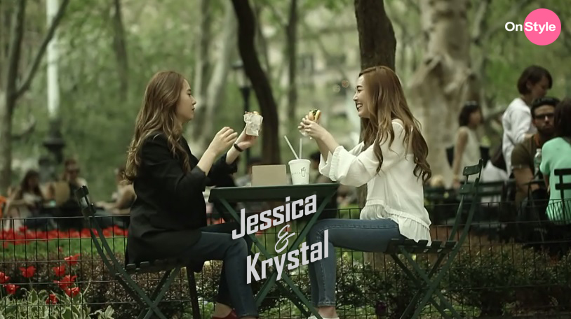 [140604] Jessica (SNSD) & Krystal (F(x)) New Capture Picture from Jessica&Krystal [8]