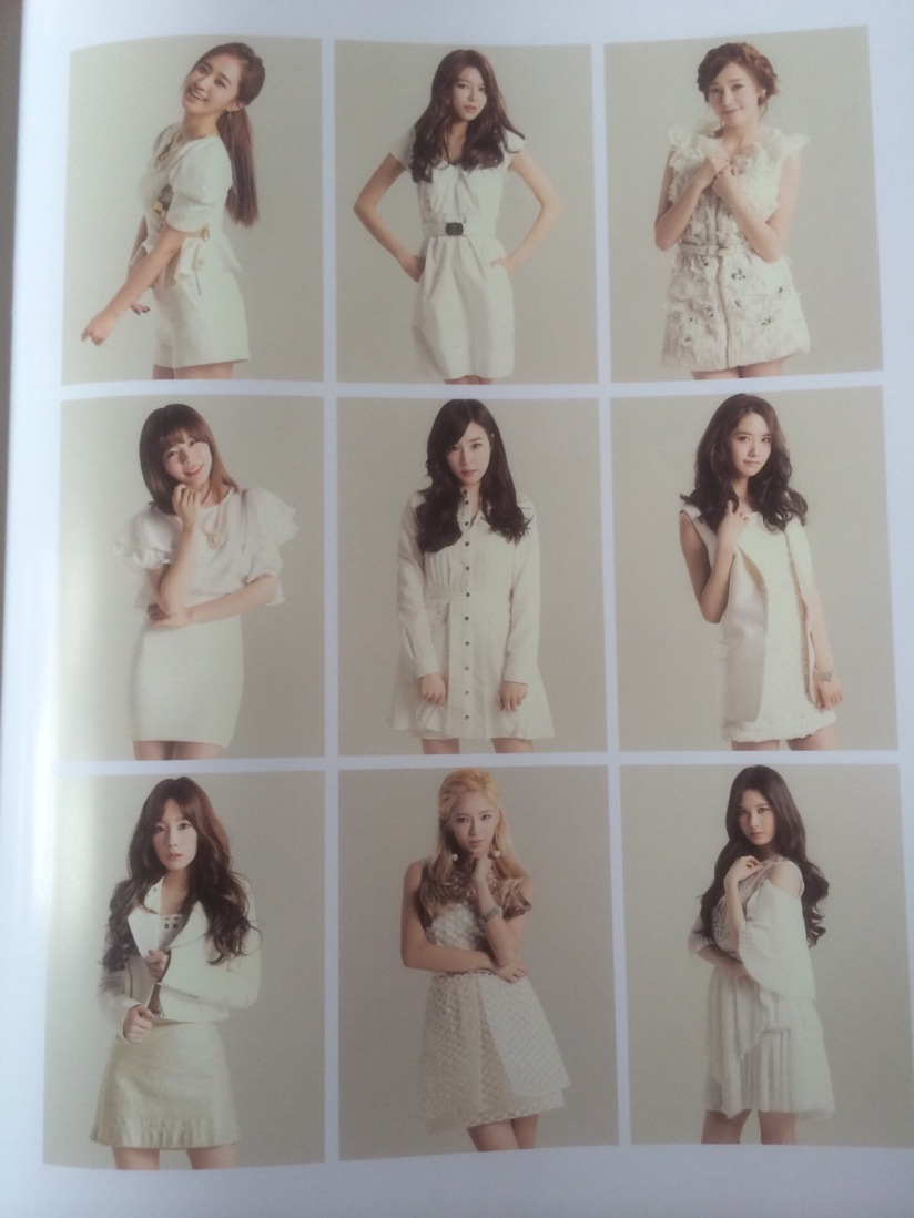 [140605] Girls' Generation (SNSD) New Picture for SONE NOTE Vol.3 by Gray_YuRism [3]