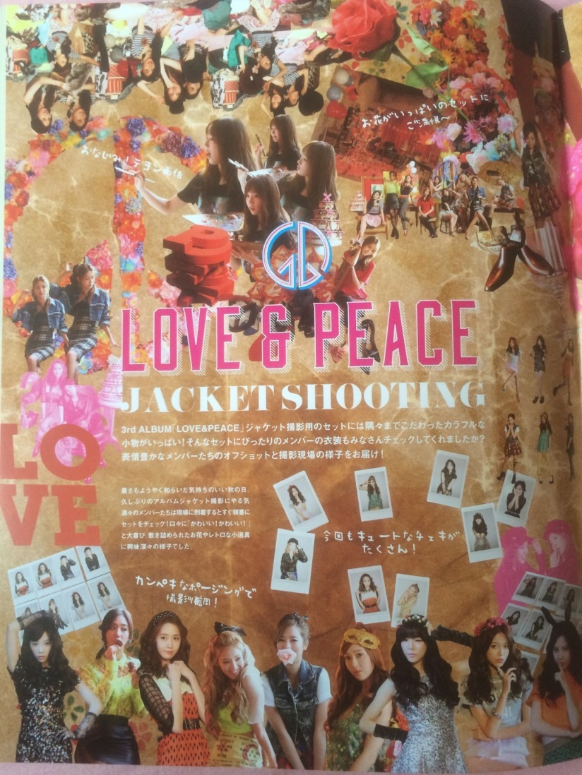 [140605] Girls' Generation (SNSD) New Picture for SONE NOTE Vol.3 (Love&Peace Photo Shooting) by Gray_YuRism [1]