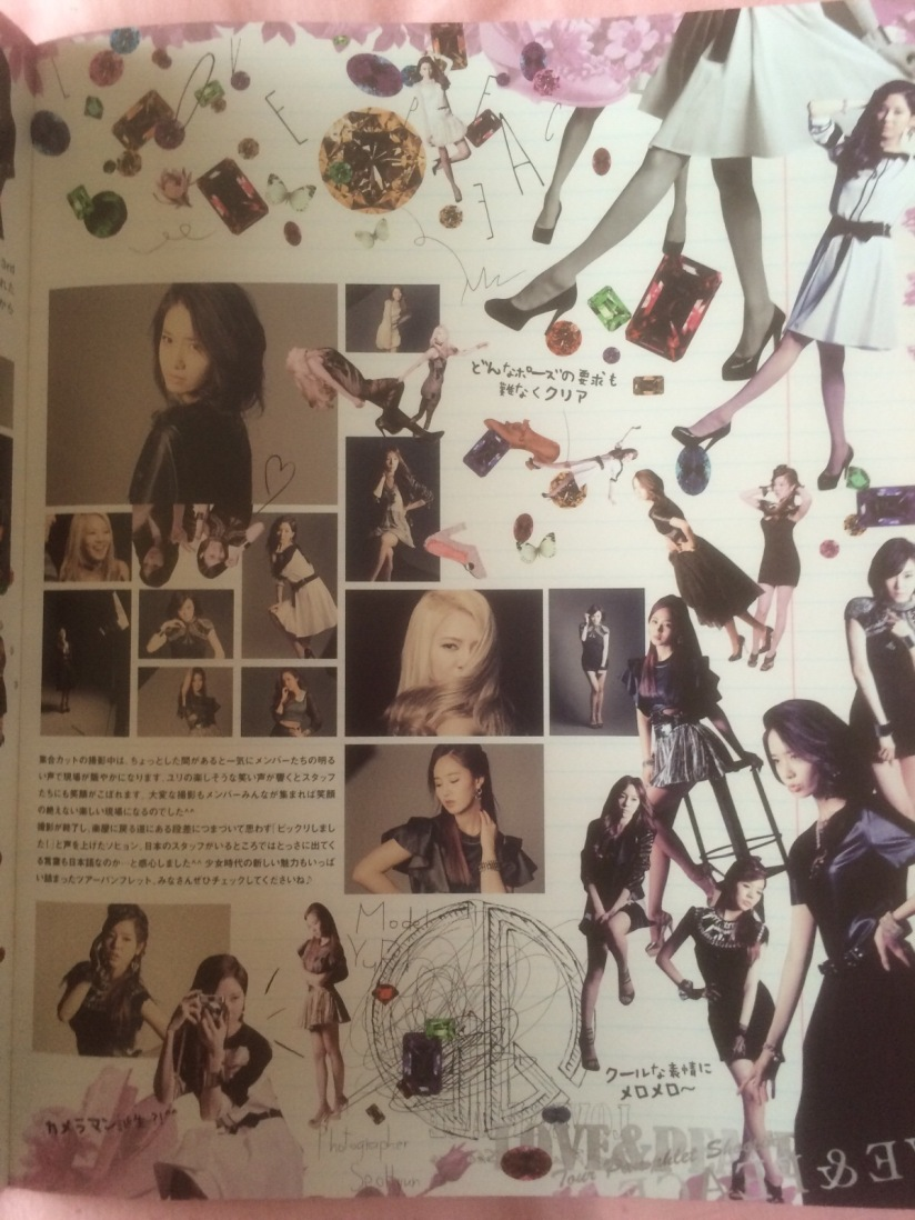 [140605] Girls' Generation (SNSD) New Picture for SONE NOTE Vol.3 (Love&Peace Tour Pamphlet Shooting) by Gray_YuRism [2]