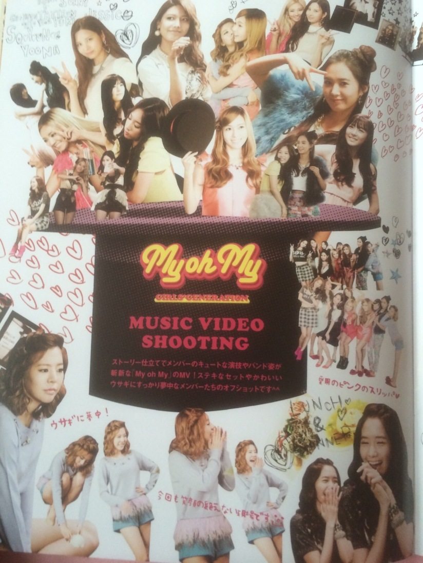 [140605] Girls' Generation (SNSD) New Picture for SONE NOTE Vol.3 (My Oh My Photo Shooting) by Gray_YuRism [1]