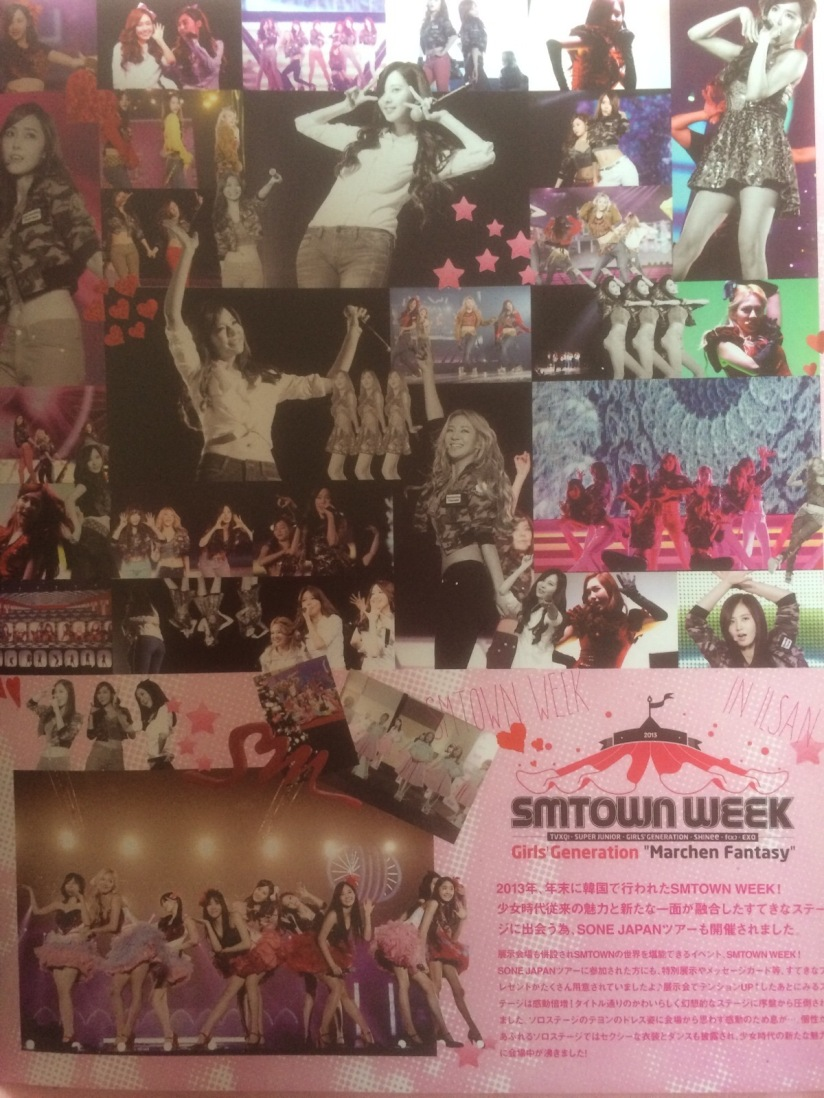 [140605] Girls' Generation (SNSD) New Picture for SONE NOTE Vol.3 (SMTOWN WEEK) by Gray_YuRism [1]