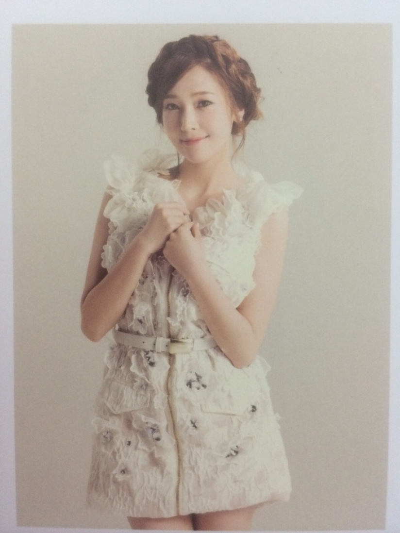 [140605] Jessica (SNSD) for SONE NOTE VOL.3 [1]