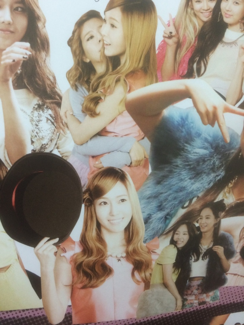 [140605] Jessica (SNSD) for SONE NOTE VOL.3 [2]