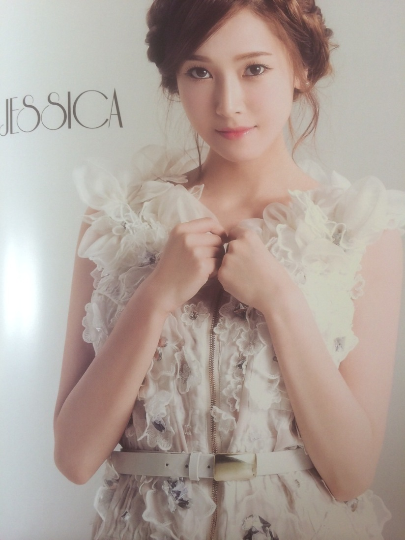 [140605] Jessica (SNSD) New Picture for SONE NOTE Vol.3 by Gray_YuRism [1]