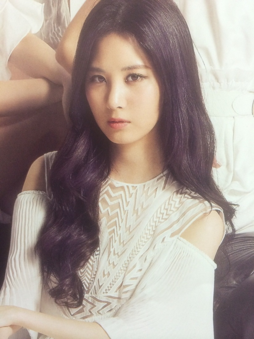[140605] Seohyun (SNSD) for SONE NOTE VOL.3 [1]