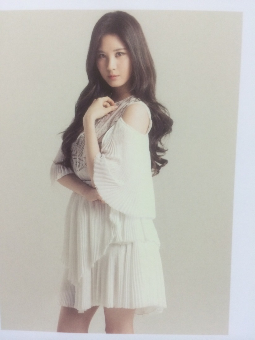 [140605] Seohyun (SNSD) for SONE NOTE VOL.3 [2]