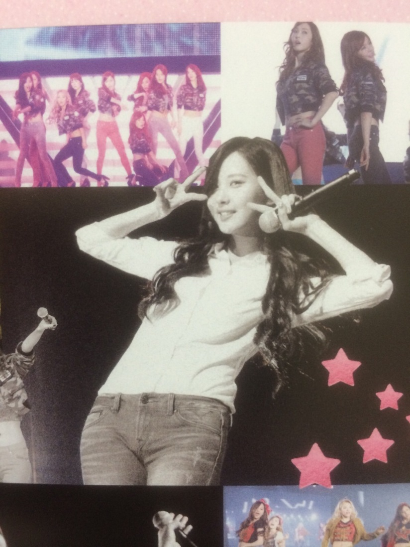 [140605] Seohyun (SNSD) for SONE NOTE VOL.3 [4]