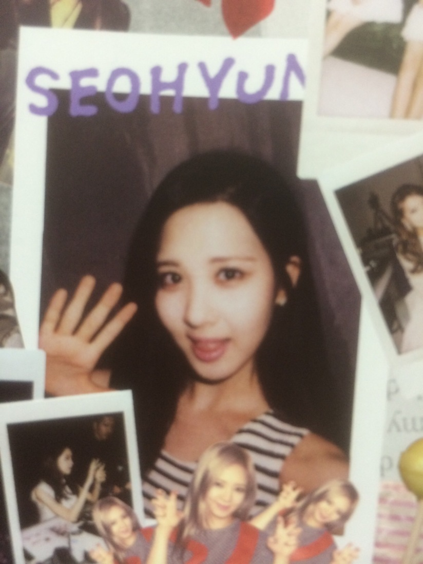 [140605] Seohyun (SNSD) for SONE NOTE VOL.3 [9]