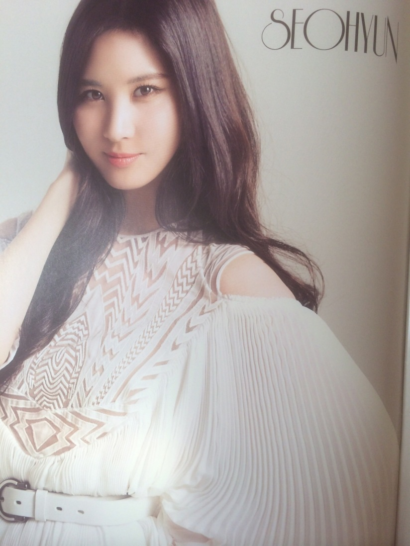 [140605] Seohyun (SNSD) New Picture for SONE NOTE Vol.3 by Gray_YuRism [1]