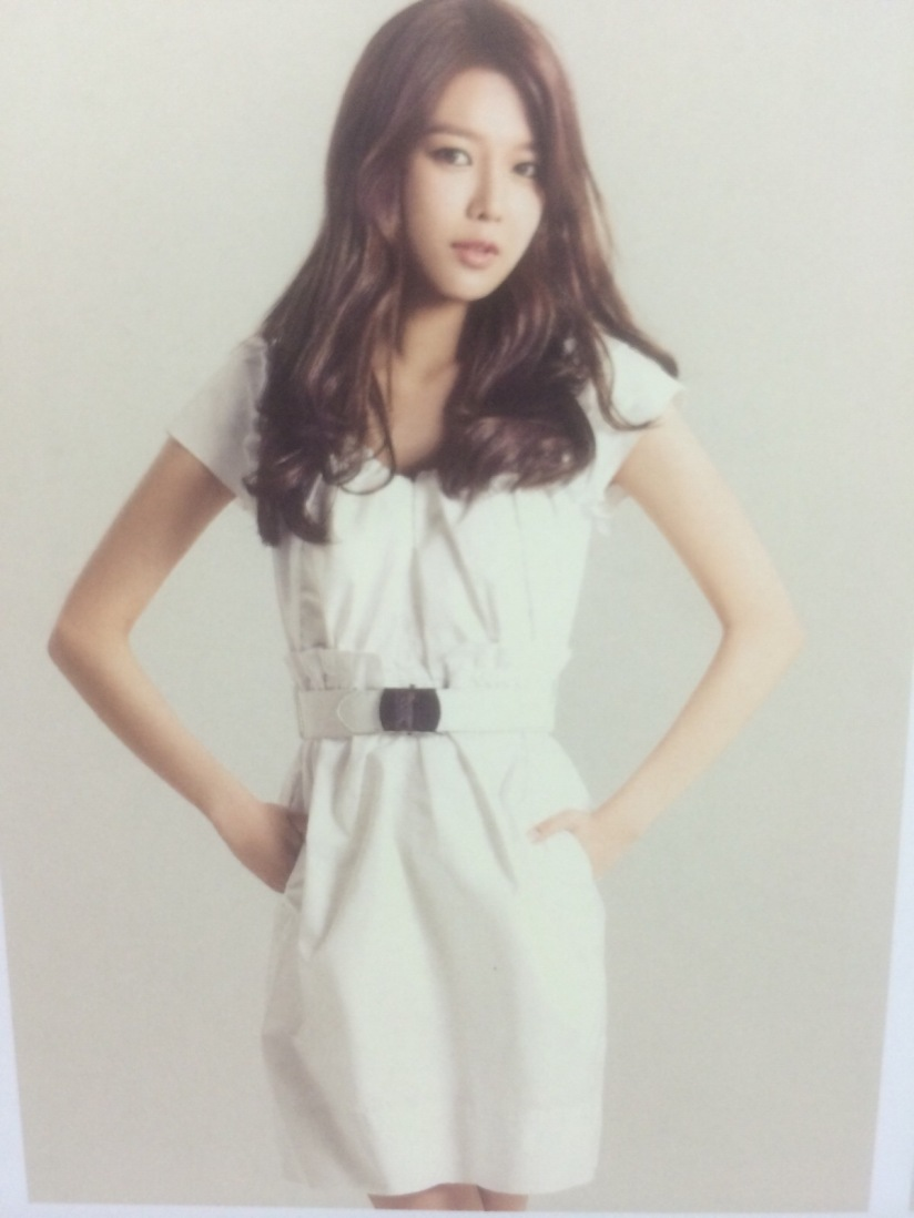 [140605] Sooyoung (SNSD) for SONE NOTE VOL.3 [1]