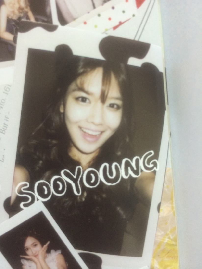 [140605] Sooyoung (SNSD) for SONE NOTE VOL.3 [2]