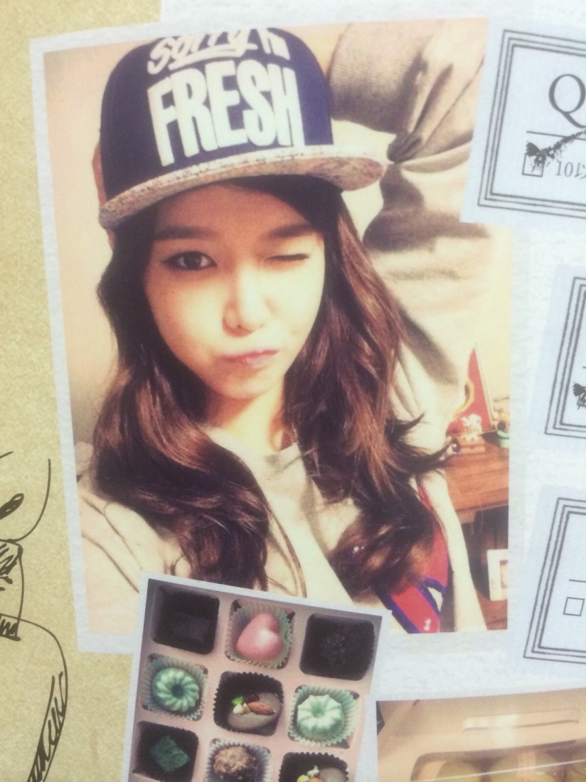[140605] Sooyoung (SNSD) for SONE NOTE VOL.3 [5]