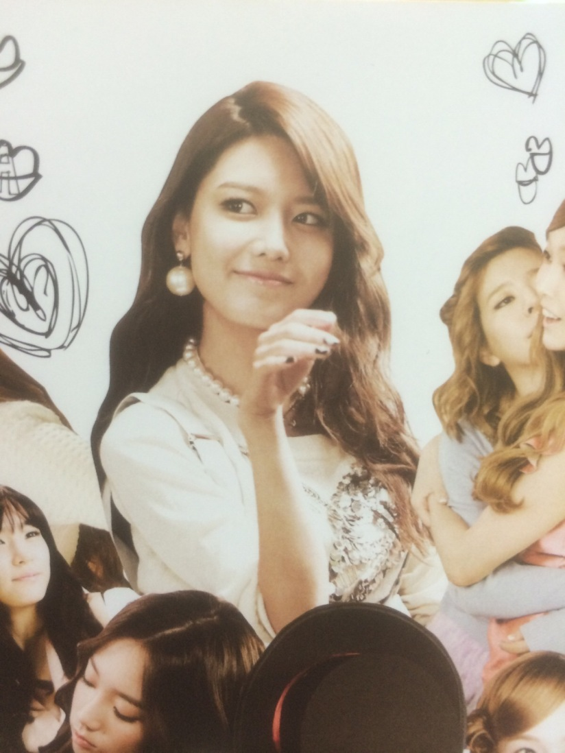 [140605] Sooyoung (SNSD) for SONE NOTE VOL.3 [8]