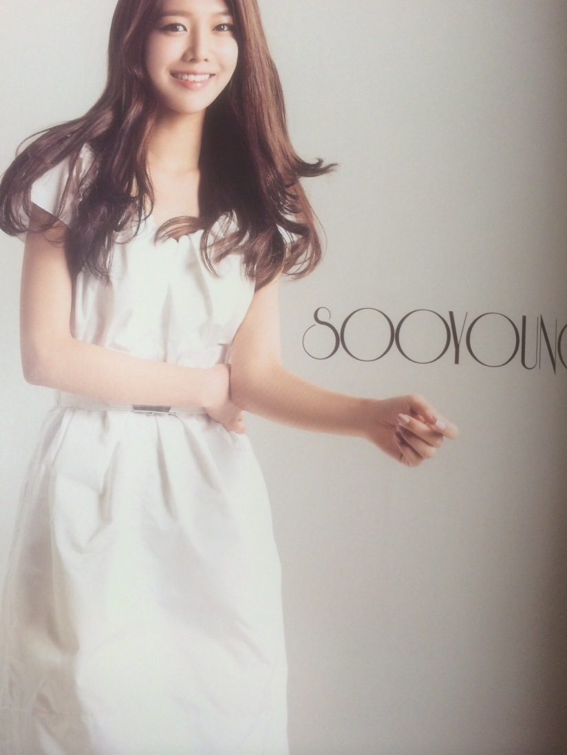 [140605] Sooyoung (SNSD) New Picture for SONE NOTE Vol.3 by Gray_YuRism [1]