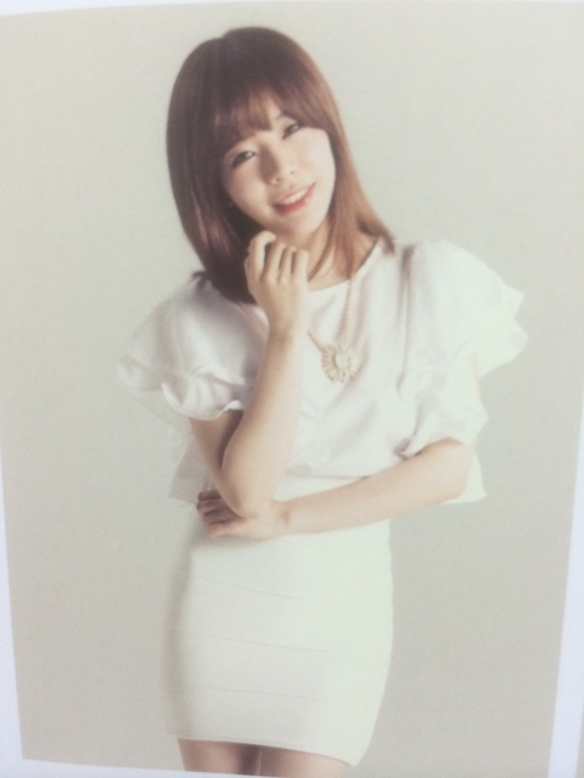 [140605] Sunny (SNSD) for SONE NOTE VOL.3 [1]