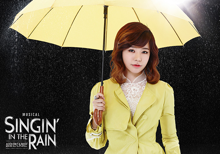 [140605] Sunny (SNSD) New Picture for Singing In The Rain Musical [1]