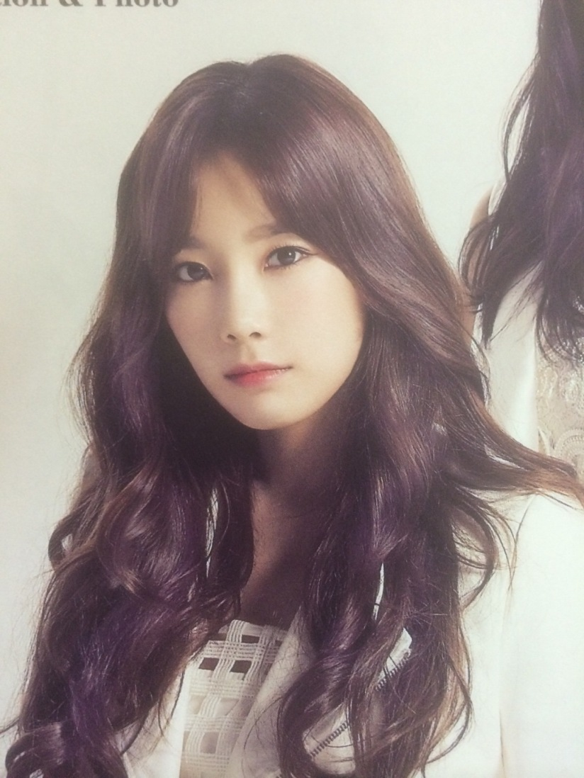 [140605] Taeyeon (SNSD) for SONE NOTE VOL.3 [1]