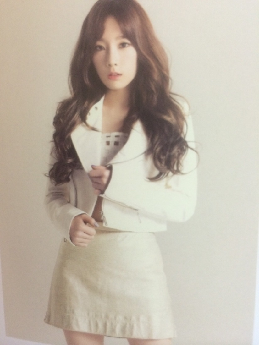 [140605] Taeyeon (SNSD) for SONE NOTE VOL.3 [2]