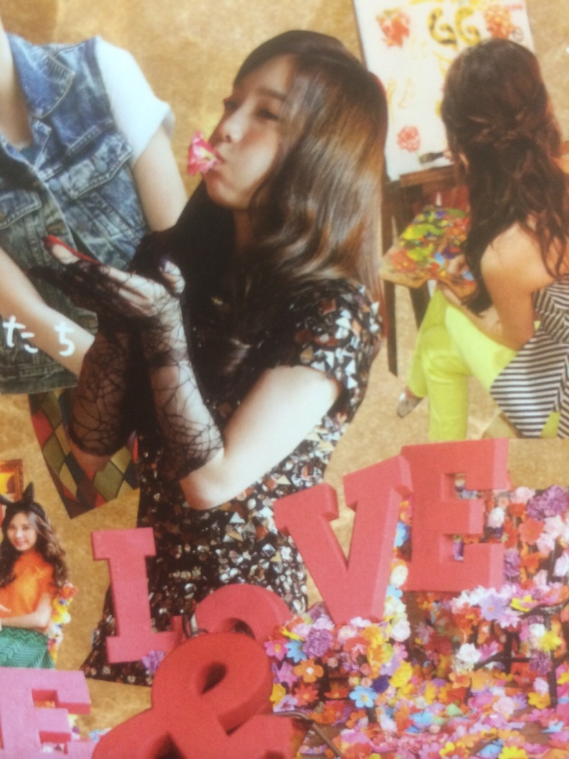 [140605] Taeyeon (SNSD) for SONE NOTE VOL.3 [3]