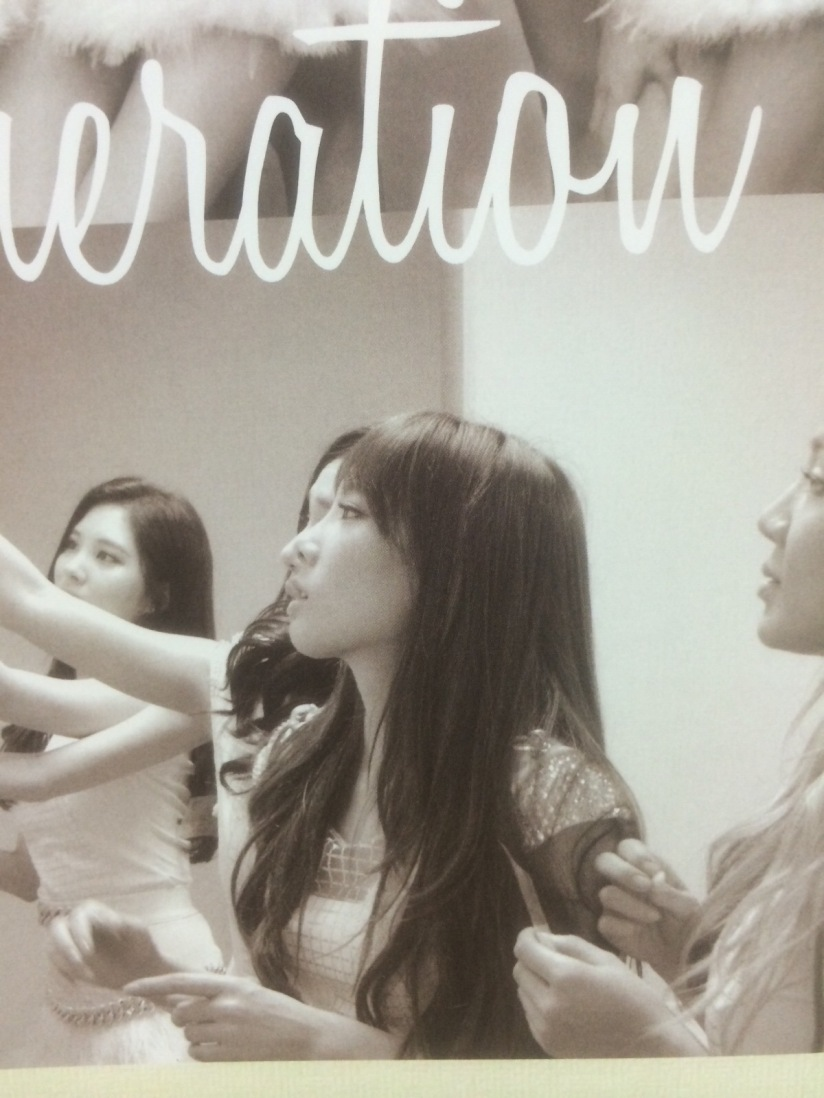 [140605] Taeyeon (SNSD) for SONE NOTE VOL.3 [6]