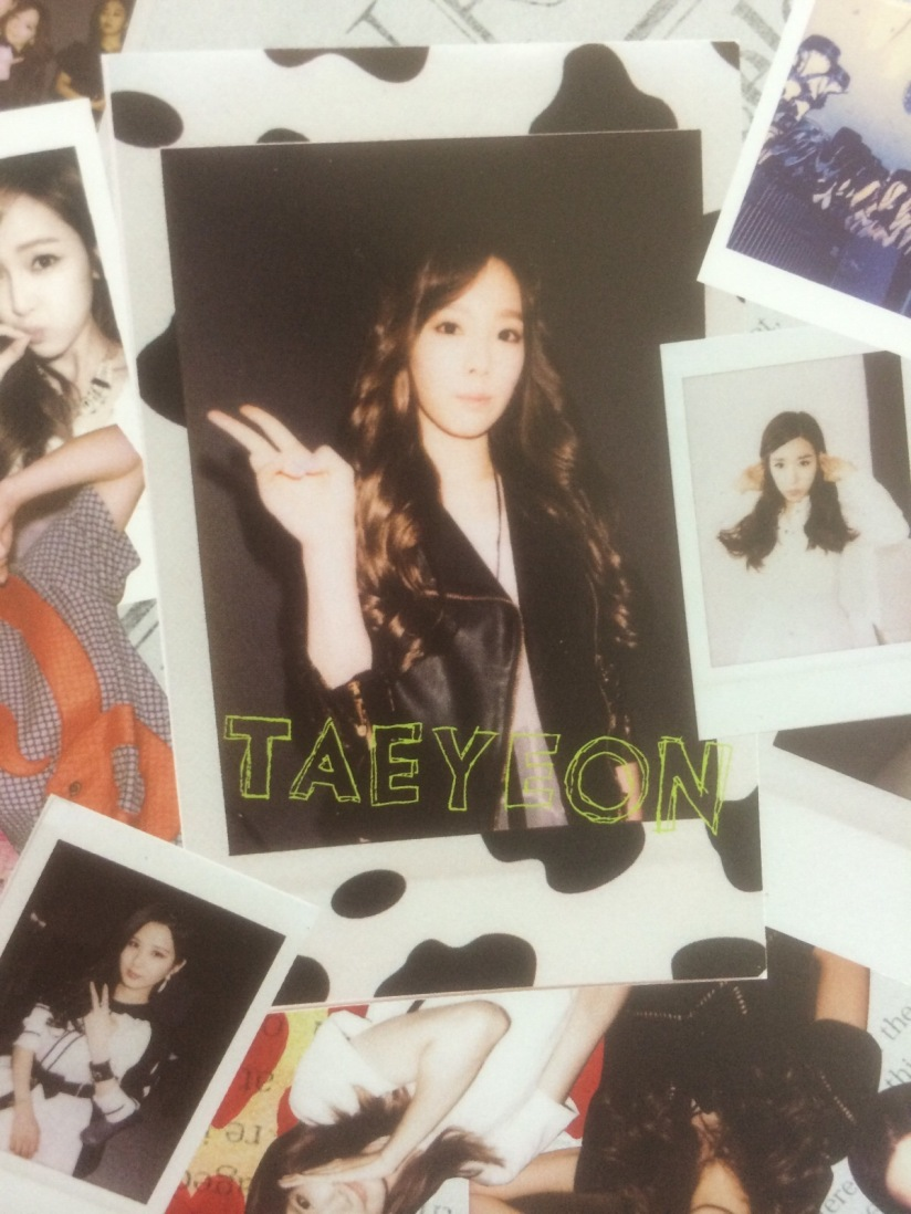 [140605] Taeyeon (SNSD) for SONE NOTE VOL.3 [9]